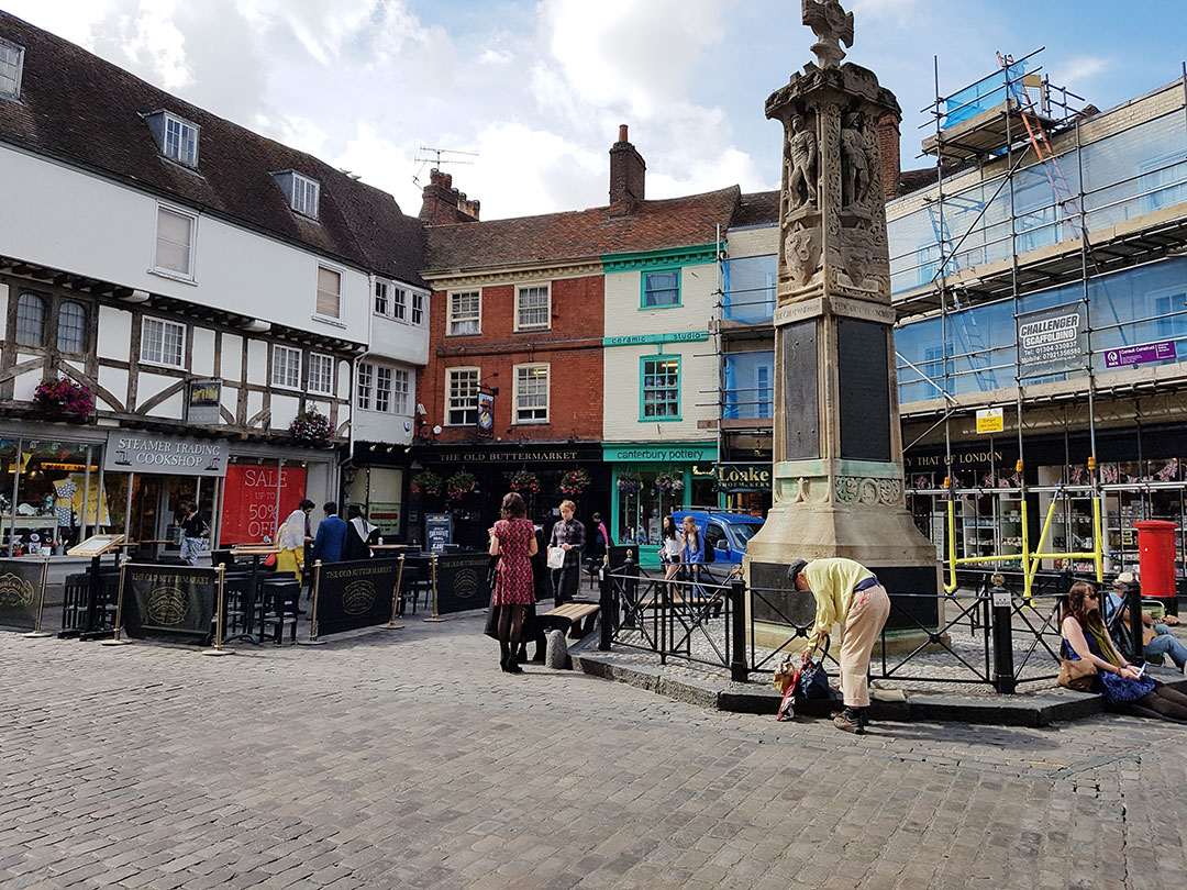 The Buttermarket at Canterbury